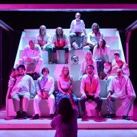Chor DANTONS TOD Staatstheater Kassel