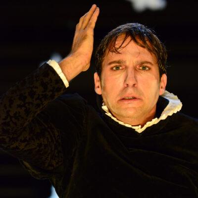 Shylock in KAUFMANN VON VENEDIG UND SEIN TRAUM VON WAS IHR WOLLT